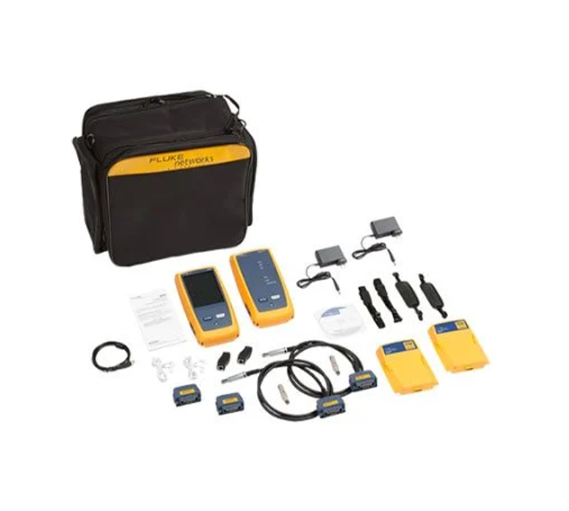 4-DSX-CableAnalyzer?-系列銅纜認證儀