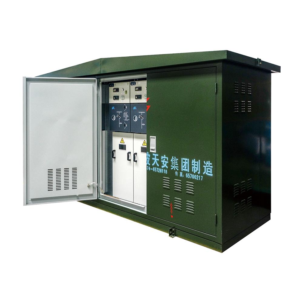 DFT6-12(40.5)電纜分接箱