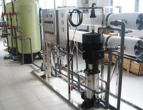純水及超純水設備