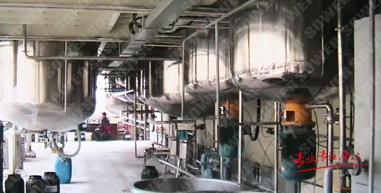 Liquid automatic coating system