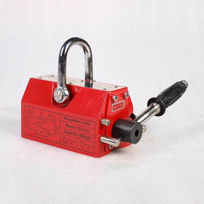 QZ1-0.6紅色手動永磁吊裝器