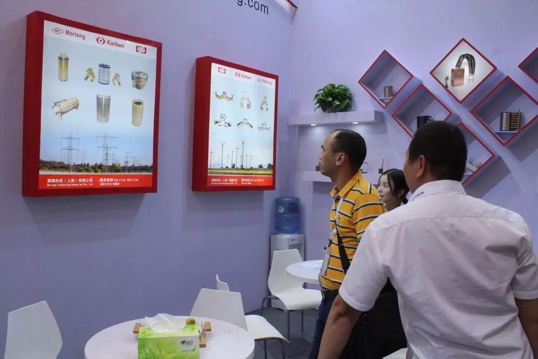 tom体育科技亮相第八届中国国际线缆及线材展览