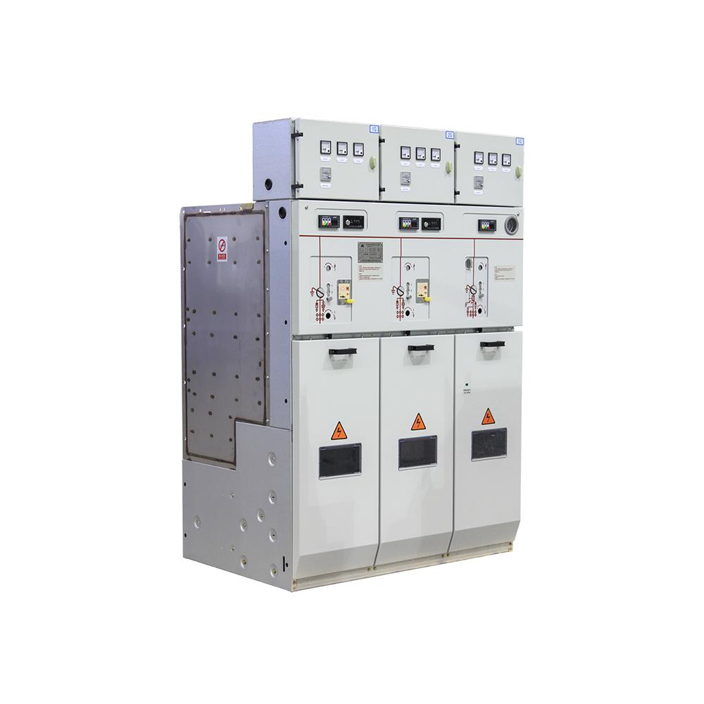HXGT6A-12(24) 气体绝缘金属封闭环网开关设备