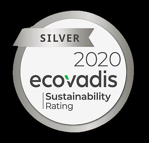 喜報!華陽精機榮獲EcoVadis銀牌勛章