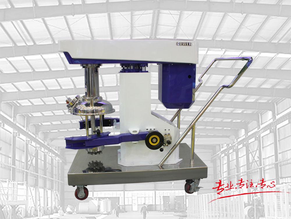SMA-2.2中式籃式研磨機(經典款)