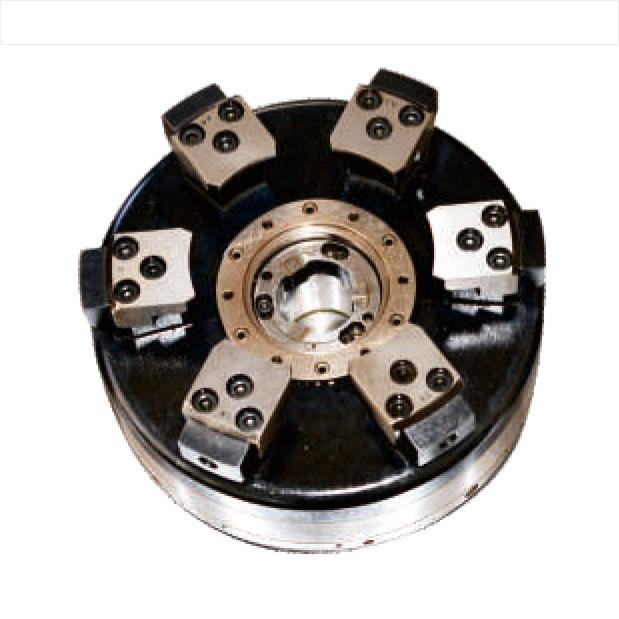 齒輪用六爪膜片卡盤 MDL