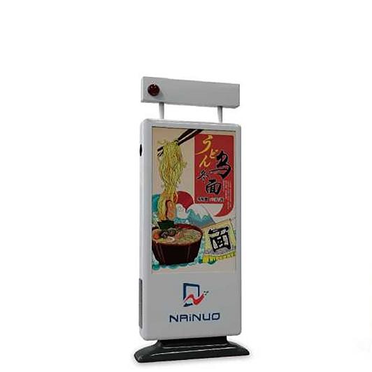 点餐广告机:如何选择更好的点餐广告机制造商呢?