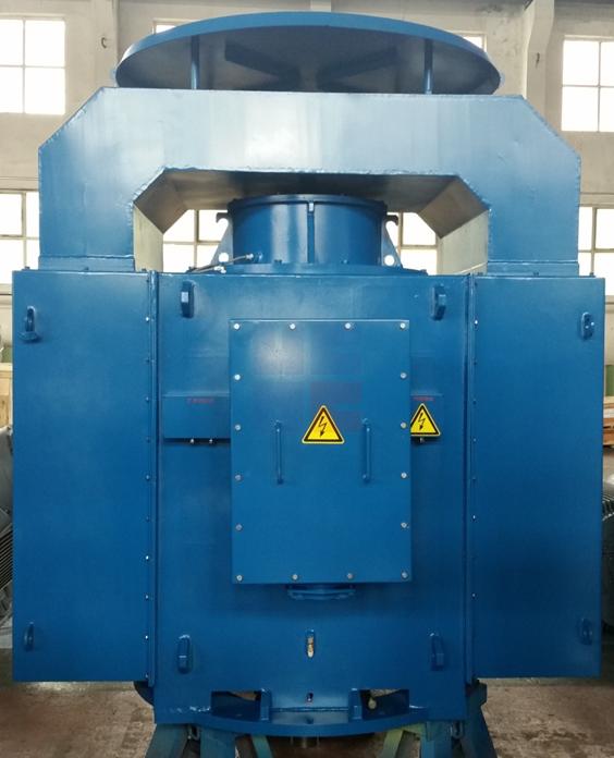 YLKK系列高压三相异步电动机(H400~H630)