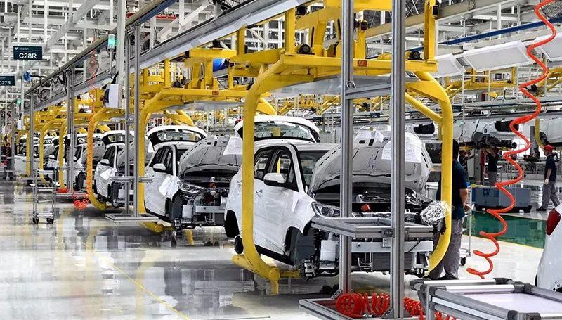 工業制造領域