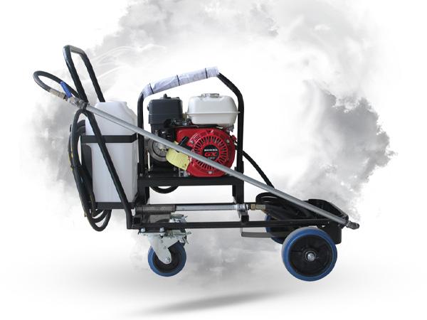 SDZ-310 乳化瀝青微型灑布機