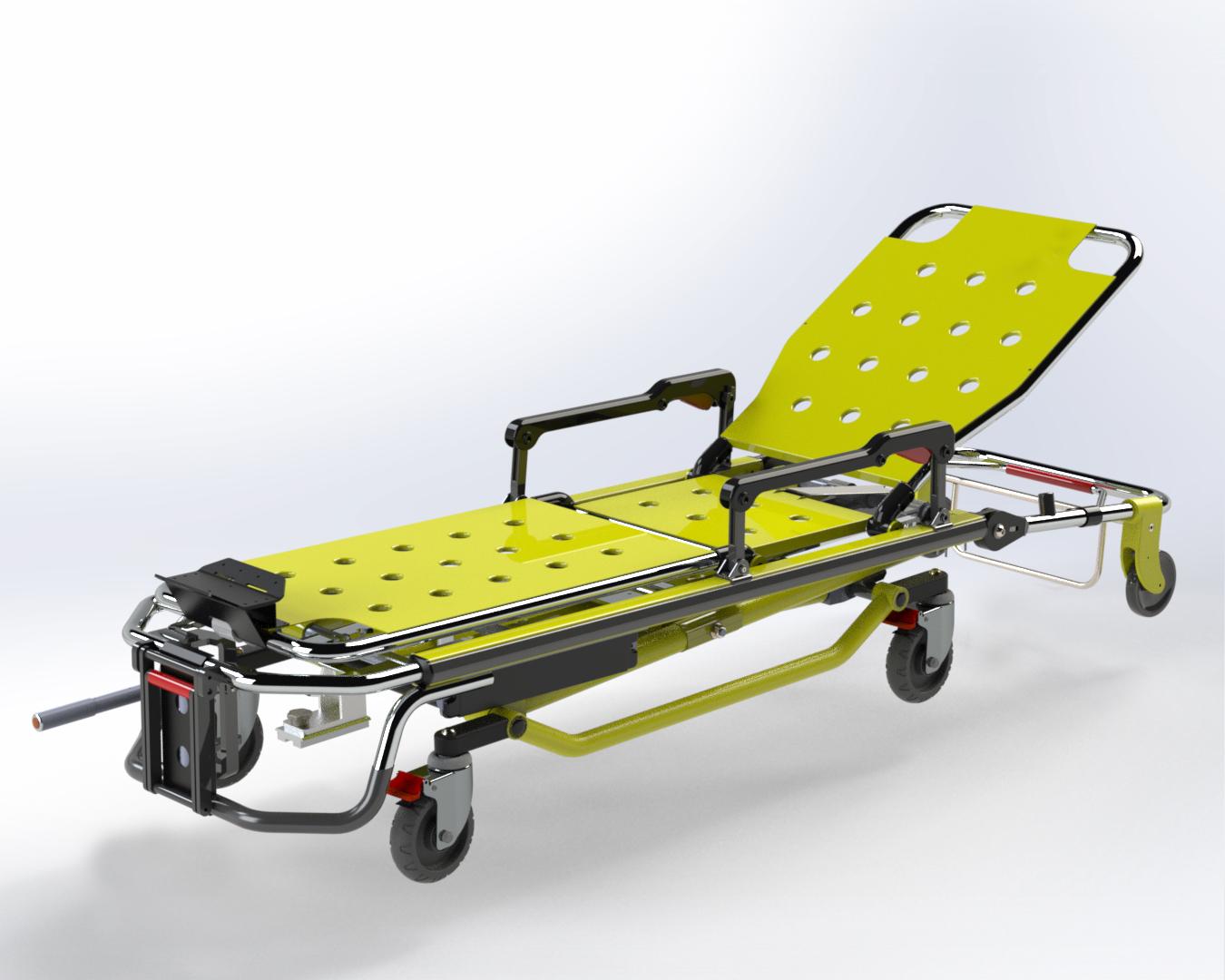 YHR-A7 救護車擔架