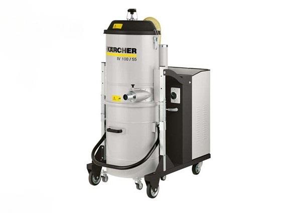 IV100/55三相工業吸塵器 karcher/凱馳