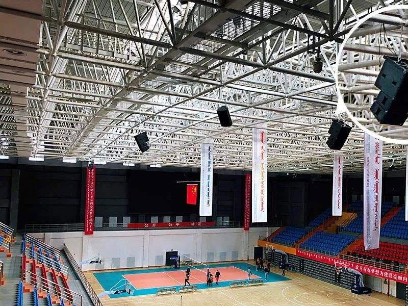 內蒙古工業大學體育館項目