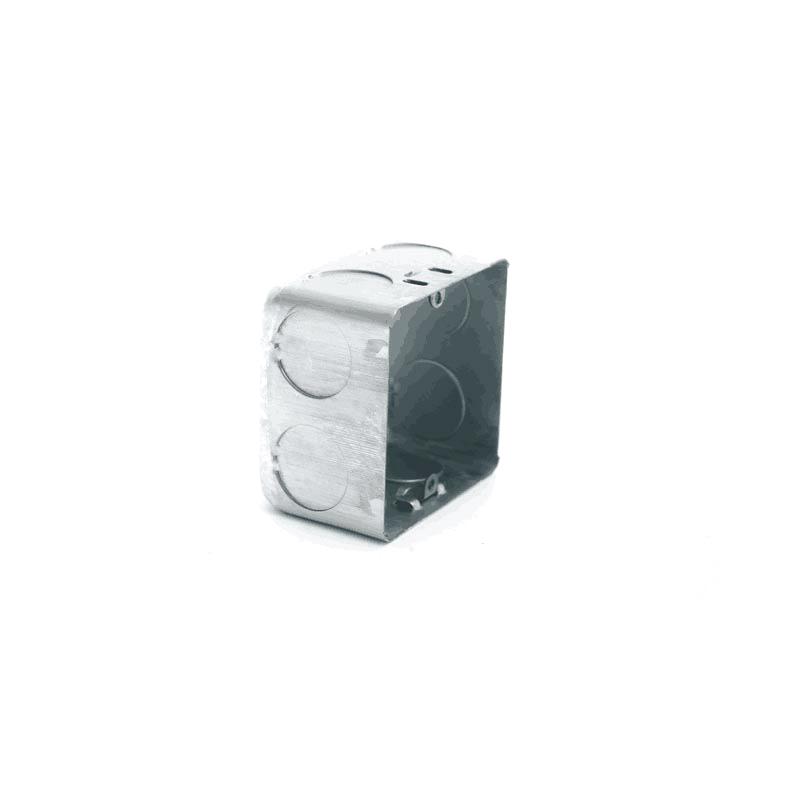 暗裝鍍鋅拉伸底盒