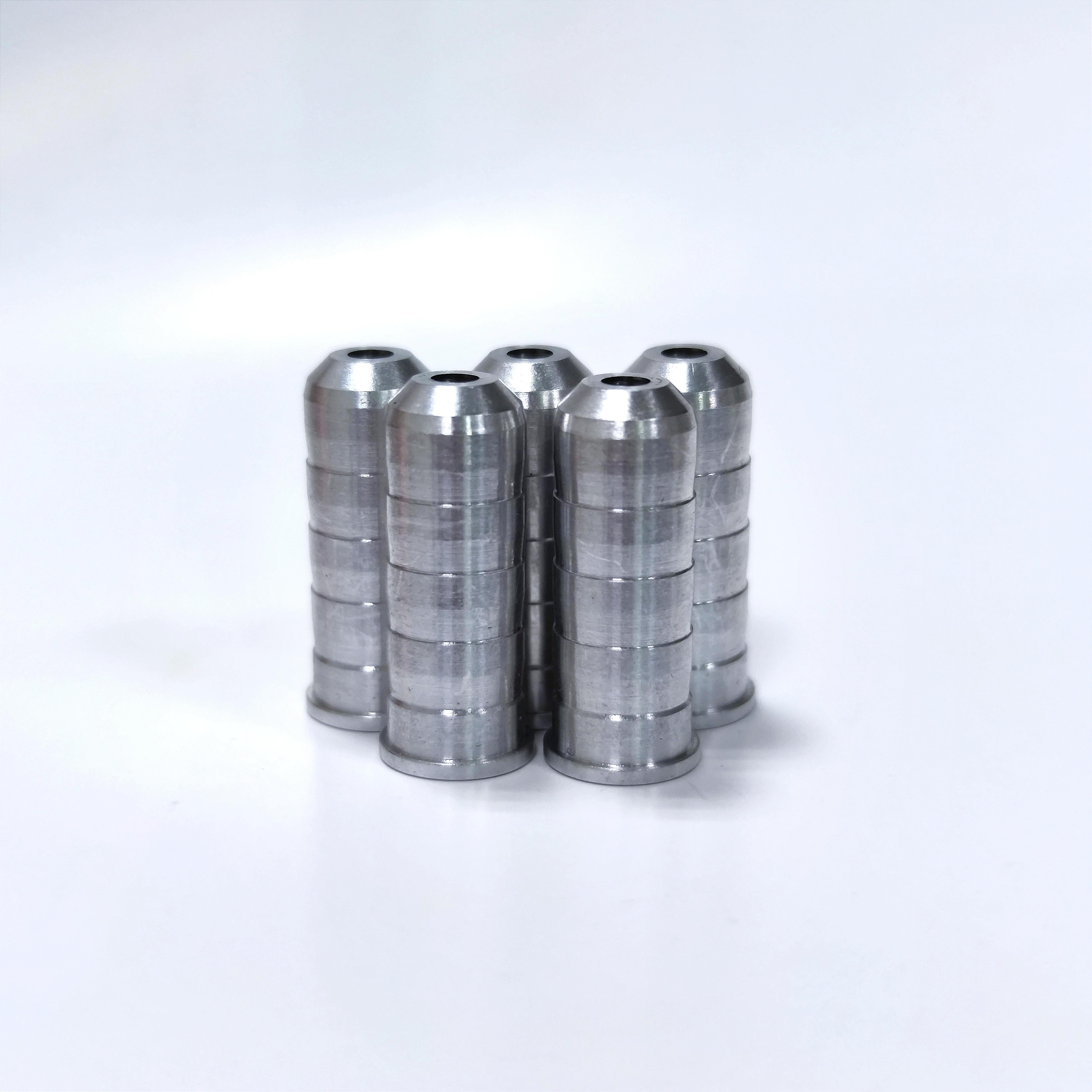 CNC Turning Machining  Aluminum Parts Precision CNC Turned Component