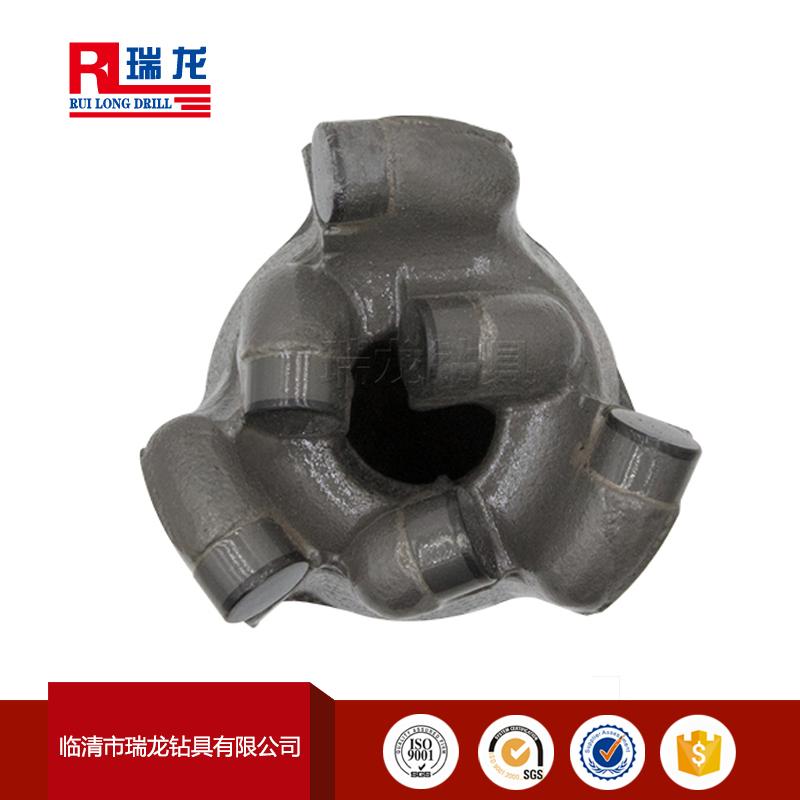 Φ75-N42-5.08平顶烧结体钻头 瑞龙钻具