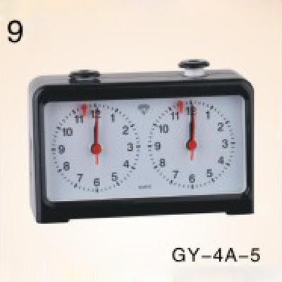 GY-4A-5石英式棋類比賽鐘