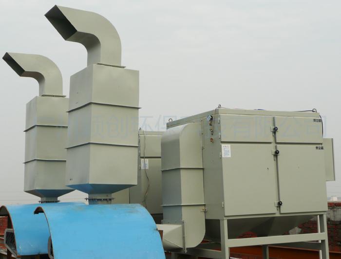 高壓型集塵裝置