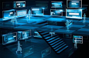 瑞普三维可视化管理平台