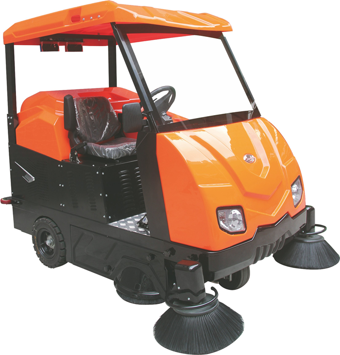 CZ2000大型駕駛式掃地車