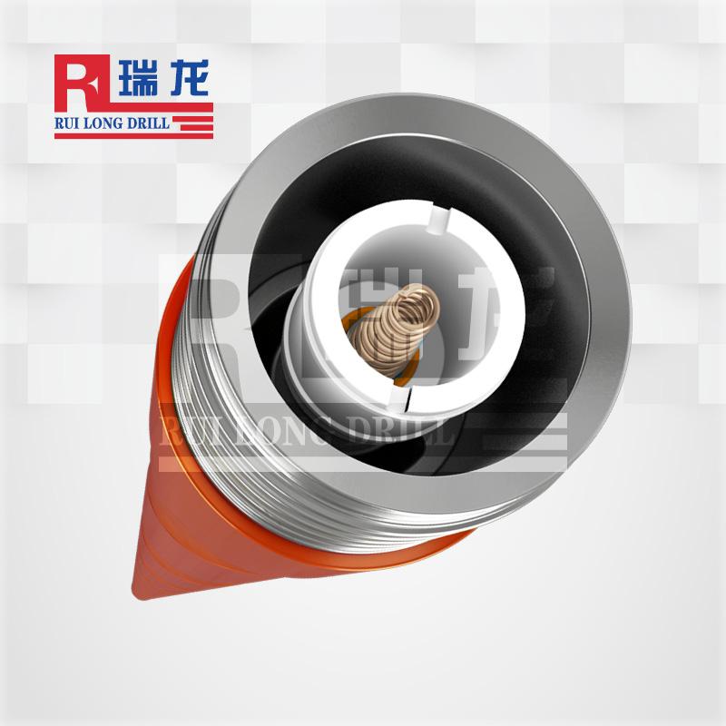 φ89-800 通缆合金钻杆 刻槽钻杆 千米定向钻杆 可定制 瑞龙钻具