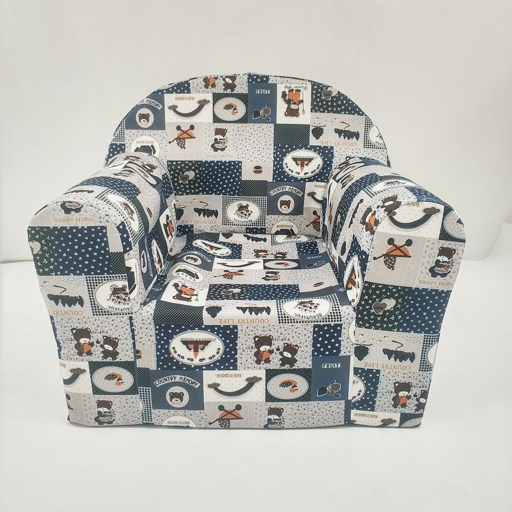 Comfy Foam Toddler Chair Kid