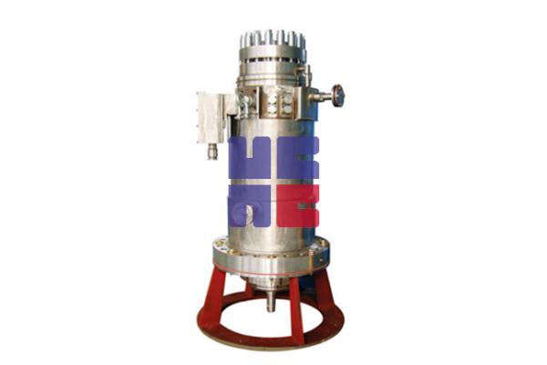YPL系列立式高溫高壓屏蔽電機