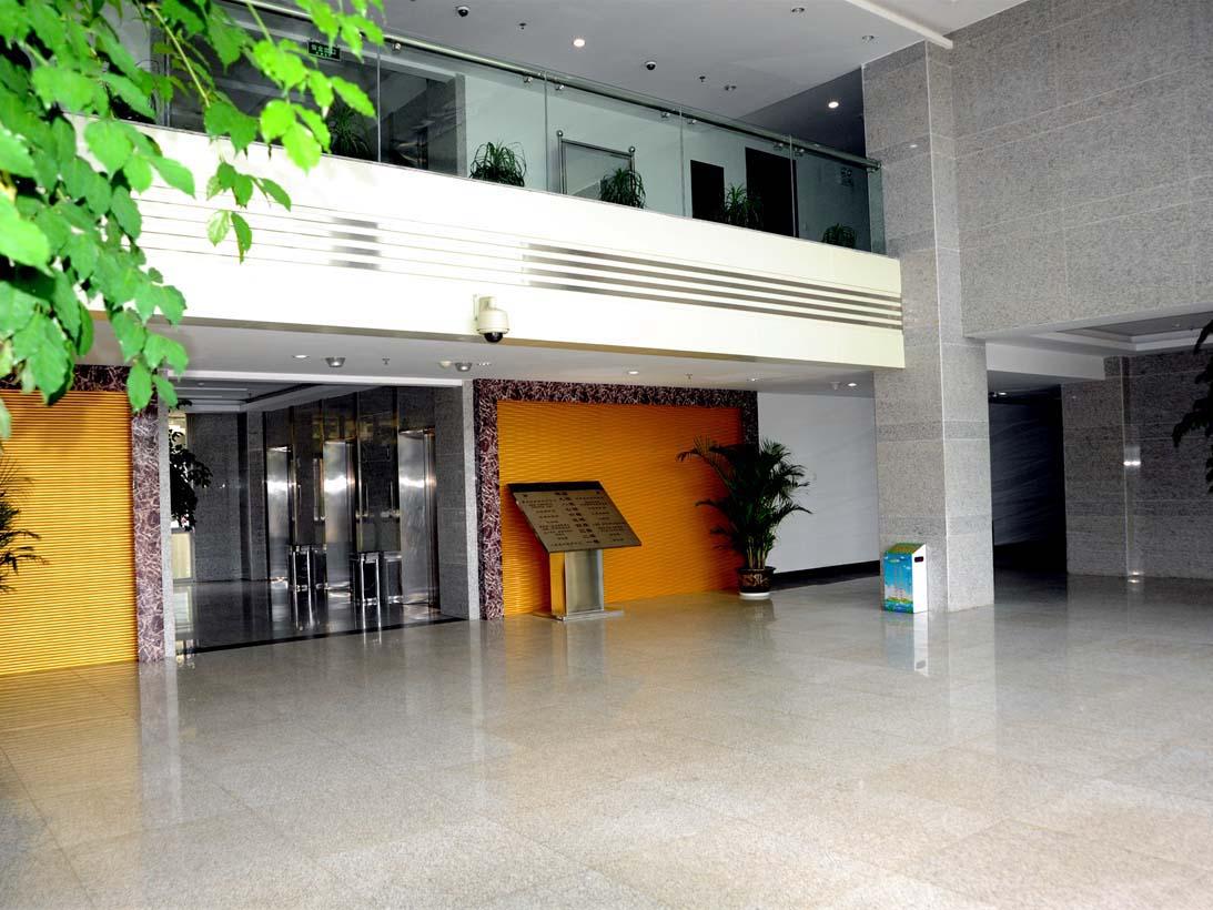 抚州市集中办公大楼1#楼