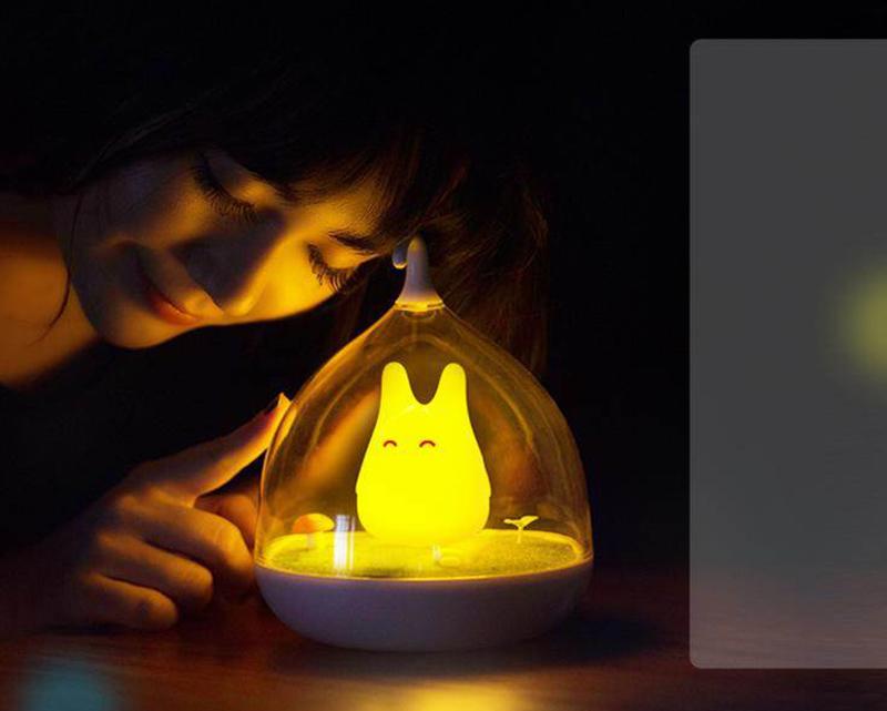 奇幻精靈微景觀小夜燈