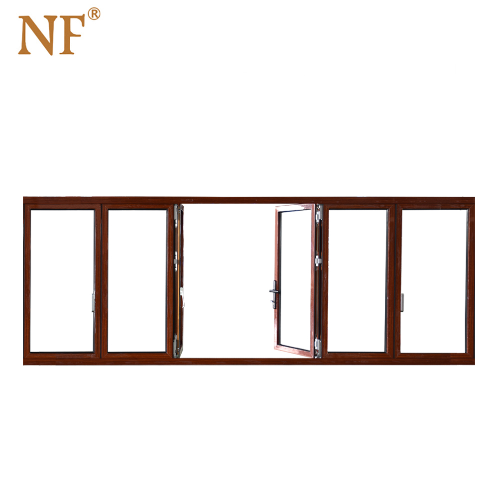 折疊窗3+2