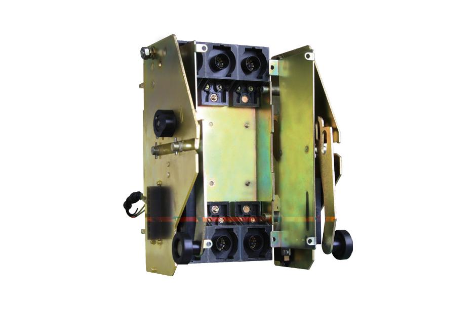 CH2 系列塑壳断路器抽出式装置