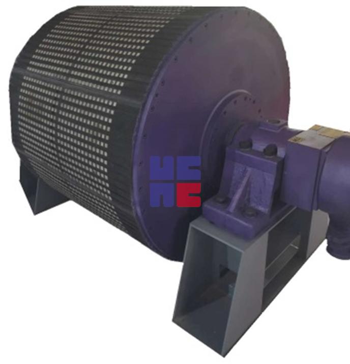 TBYG系列矿用隔爆型永磁电动滚筒(滚径630~1200)