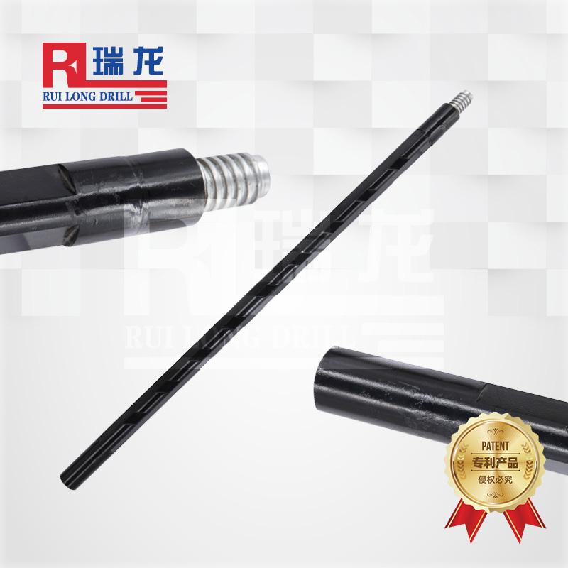 φ42异型多棱刻槽钻杆——瑞龙钻具可定制