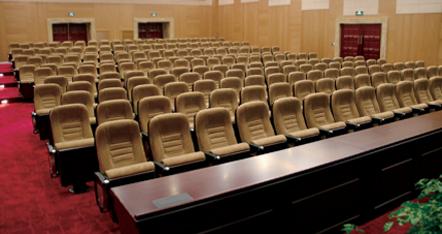 禮堂怎么選用椅子?