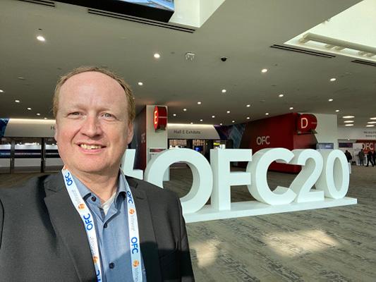 德科立參加OFC2020