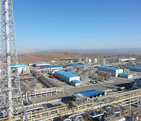 土庫曼斯坦南約洛坦氣田項目