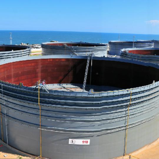 北京振冲工程机械 | 茂名北山岭原油商业储备基地桩基础工程项目