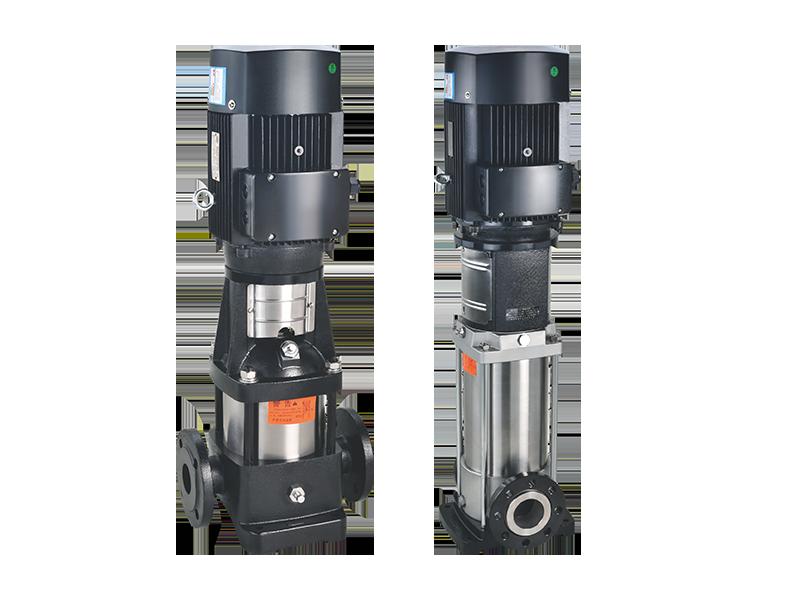 CDL/CDLF 輕型立式多級離心泵
