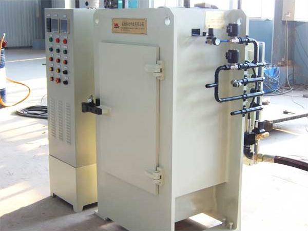 Automatic test press