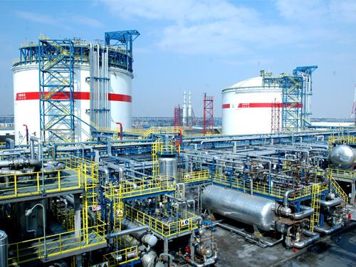 鎮煉乙烯低溫罐EPC配套安裝工程