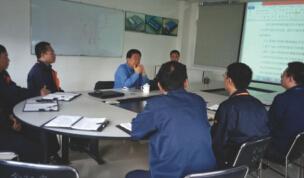 廈門宇龍特邀材料成型專家、香港理工大學博士生導師付銘旺教授到我司講學交流