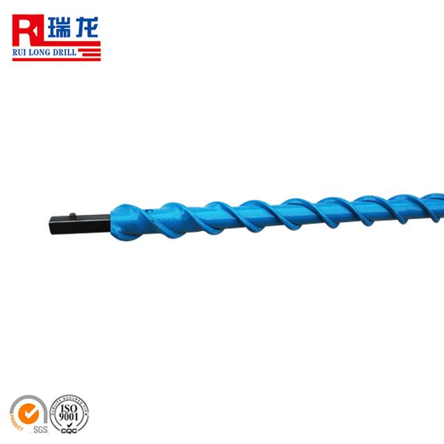 φ28-18-F12mm快接螺旋钻杆取样钻杆 ——瑞龙钻具