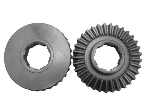 從動錐齒輪Ⅱ