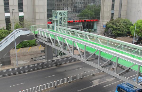 寧波第一醫院天橋