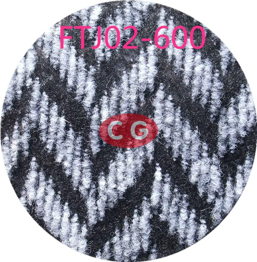提花地毯(FTJ02-600)