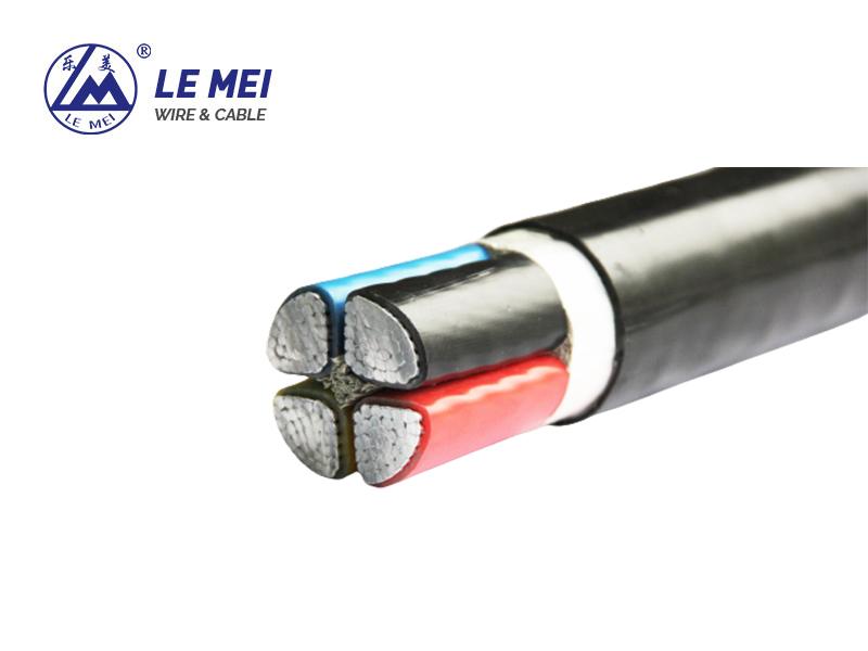 電力電纜 YJLV 4X185