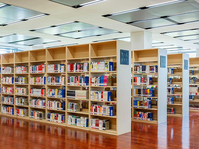圖書館案例