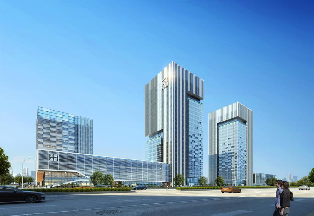 中國(合肥)國際智能語音產業園(A區)