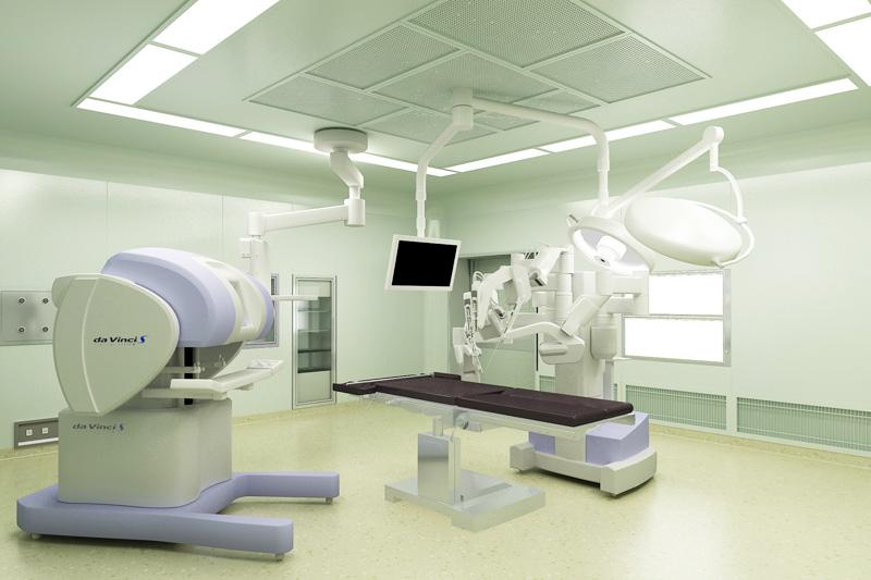 機器人手術室