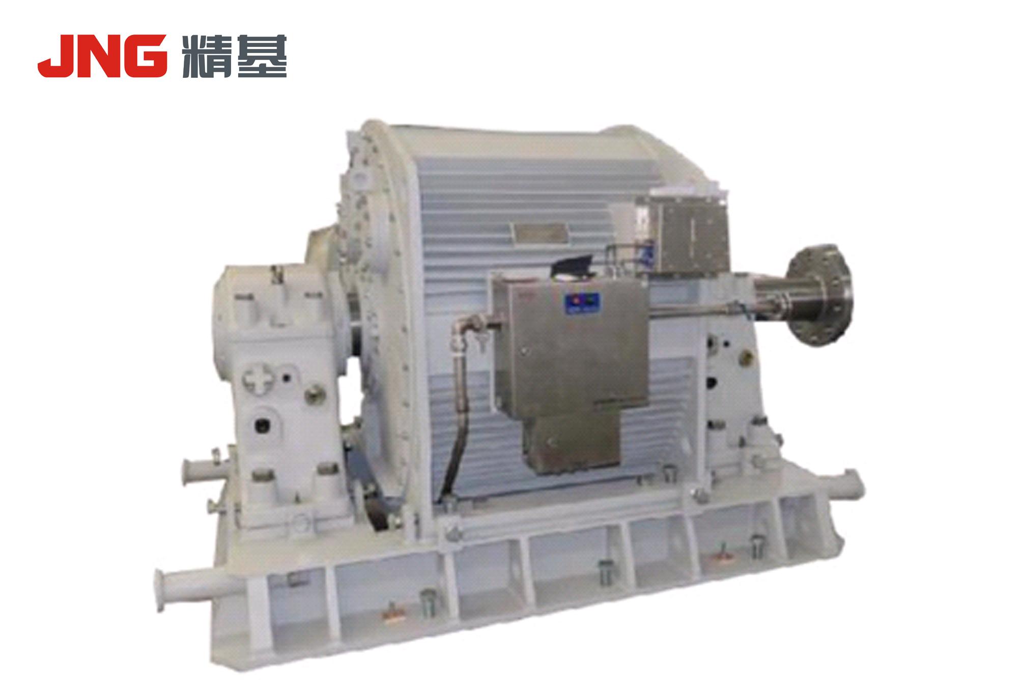 往復式壓縮機用三相永磁同步變頻電動機